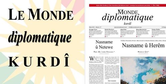 Le Monde diplomatique Kürtçe yayın hayatına tekrar başlıyor