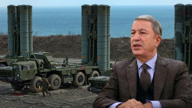 """Pentagon bersiva Tirkiyê da: """"S-400 ji S-300 an talûketire"""""""