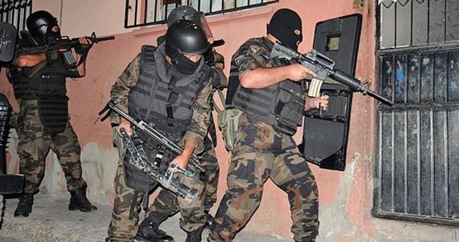Li Amedê operasyona PKK ê: 14 kes binçavkirin