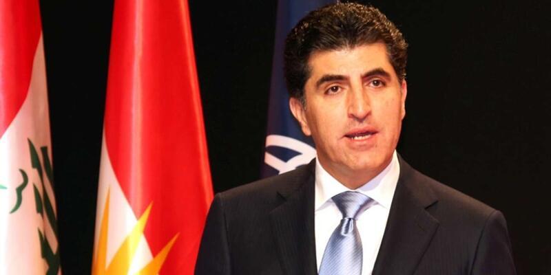 Serokê Herêma Kurdistanê Nêçîrvan Barzanî êrîşa ser Ayn el-Esedê şermezar kir