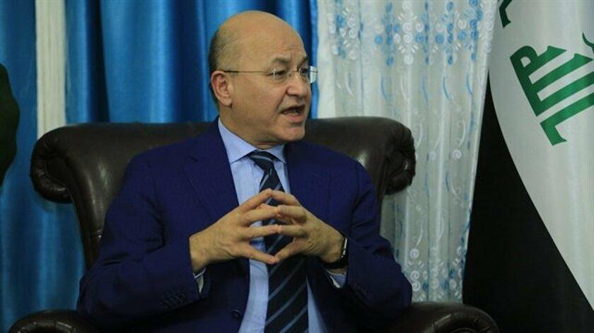"""Berhem Salih: """"Bila Tirkiyê êrîşên ser axa Kurdistanê rawestîne"""""""