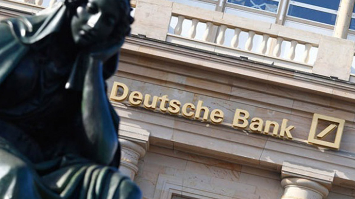 Deutsche Bank nema bi şîrketên Trump re dixebite
