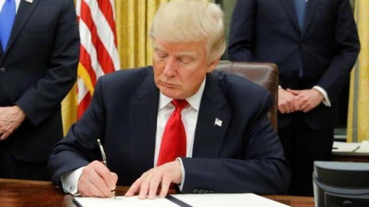 """Trump: """"Me di navbera Emaratan û Îsraîlê de peyman çêkir."""""""