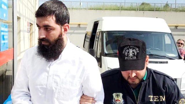Berpirsê DEAŞ ê yê Tirkiyê bi 12 sal û 6 mehan hat cezakirin