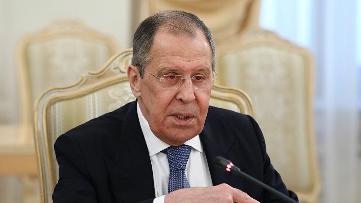 Sergey Lavrov xwe xiste karantînayê
