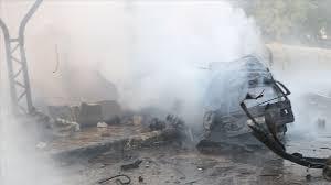 Bombe xistin bin ereba muftiyê Şamê