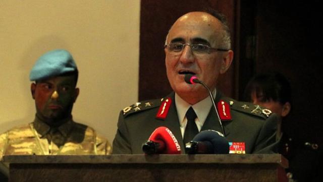 Korgeneral Osman Erbaş di qeza helîkopterê de can da