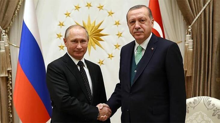 Tayip Erdoğan bi Vladimir Putin re axifî
