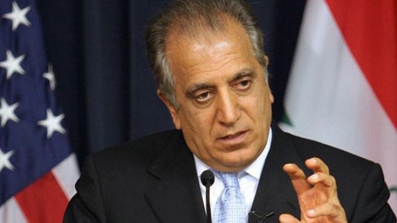 Amerîka: Xalîlzad, li Ankarayê wê li ser Afxanistanê biaxife