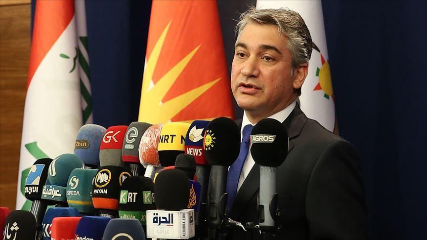 """Adil: """"Hukumeta Kurdistanê bo maaşan bide xwe deyndar dike"""""""