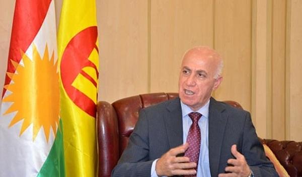 PDK: Herêma Kurdistanê ne dagîrkirî ye ku PKK bo azadiya wê tekoşînê bike