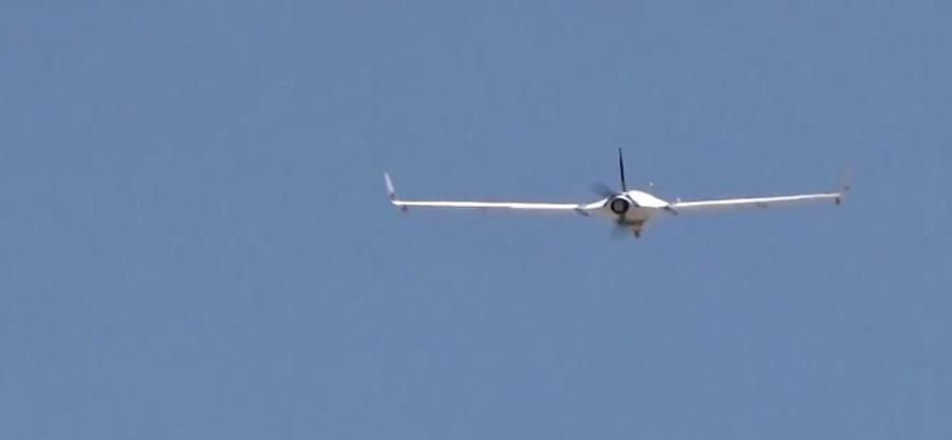 Yemên drona tije bombe ya Hûsiyan xist