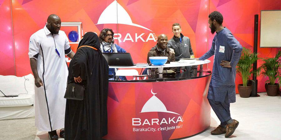 Dezgeha Îslamî ''Baraka City'' ji aliyê Hikûmeta Fransayê hat hilweşandin