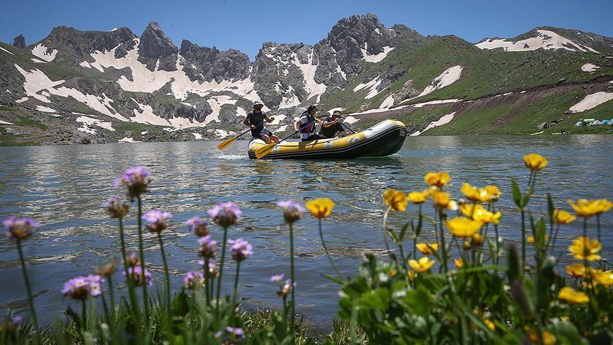 Serokomariya Tirkiyê Çiyayên Cîlo û Satê weke ''parka millî'' îlan kir