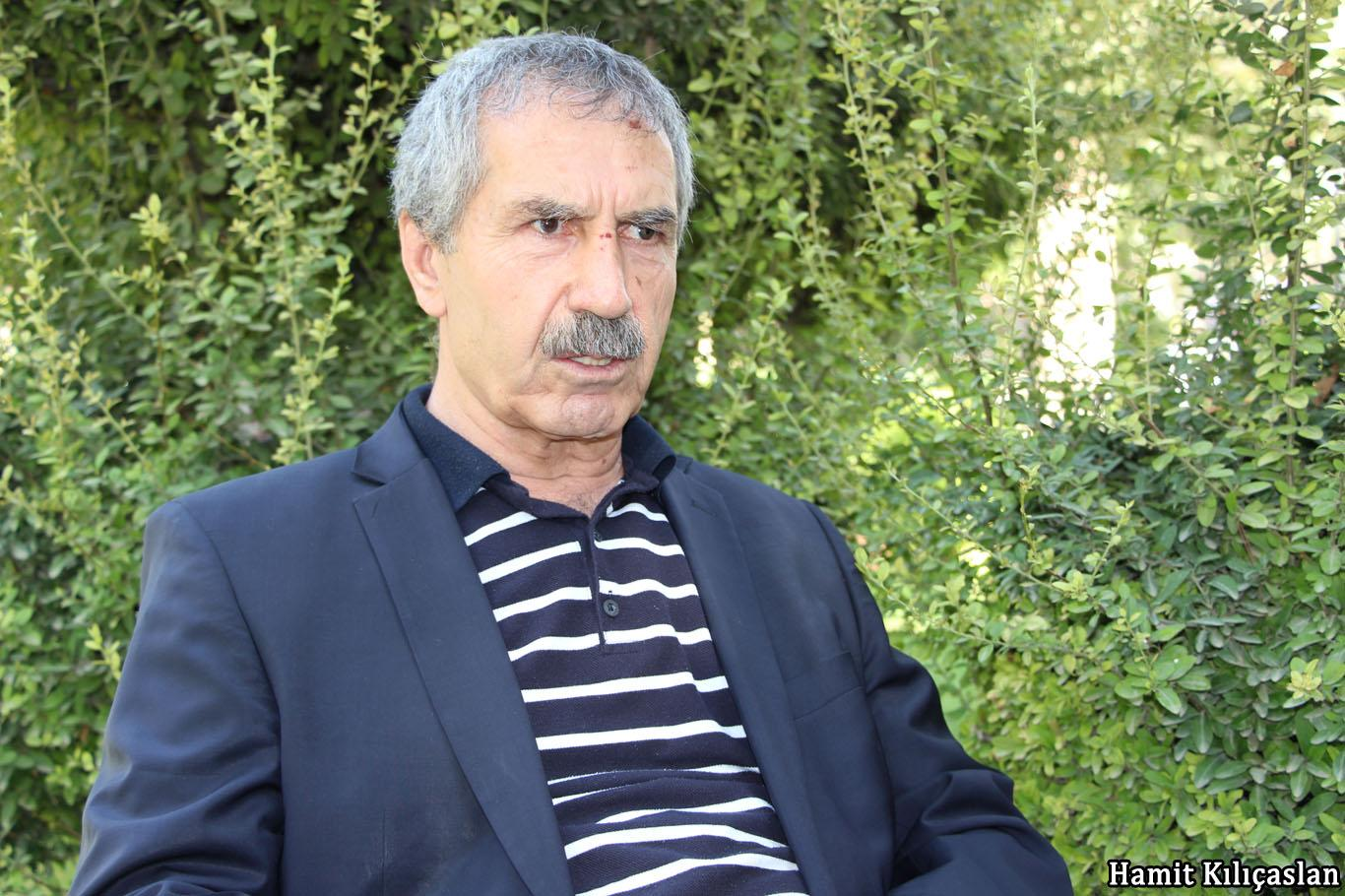 Siyasetmedarê Kurd Hemît Kiliçaslan ji ber Koronayê jiyana xwe ji dest da