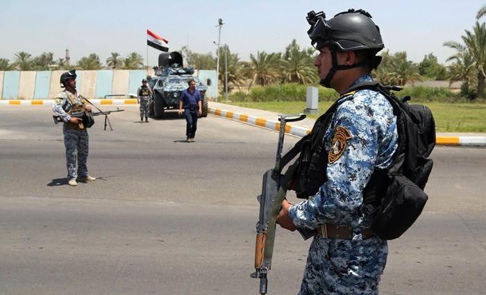 Li Selahedînê DAIŞê êrîşî polîsên Iraqî kirin