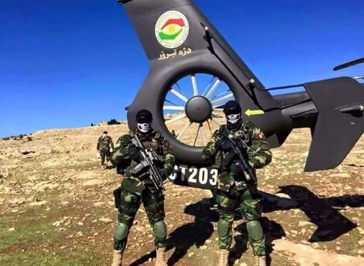 Dijîterora Kurdistanê li ser terorîstê li Hewlêrê hatibû girtin daxuyaniyek da