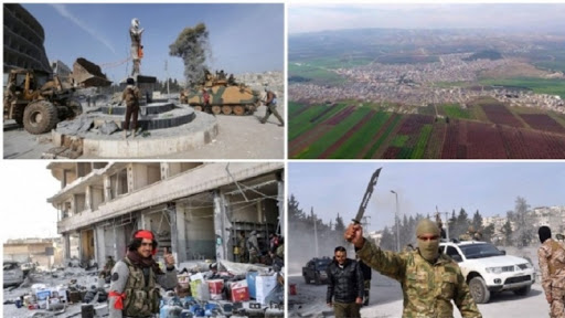 Îro salvegera dagîrkirina Efrînê ye