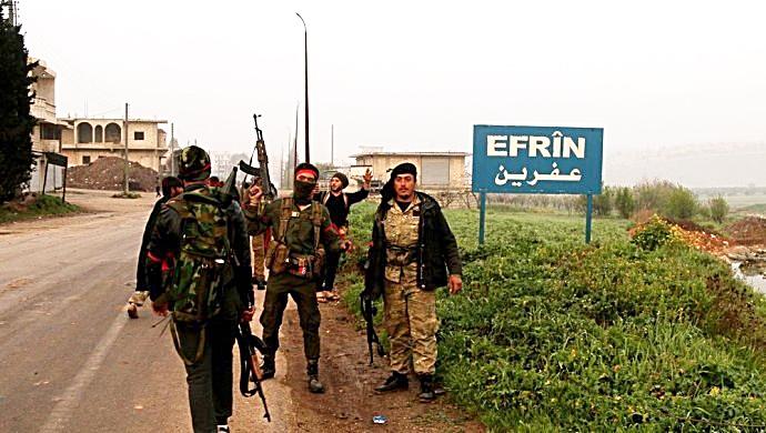 Efrîn | 16 welatî ji aliyê çekdarên girêdayî Tirkiyê ve hatin revandin