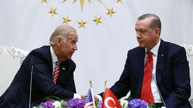 Erdogan: Kes nikare gavên ku em ê di warê berevaniyê de biavêjin kontrol bike