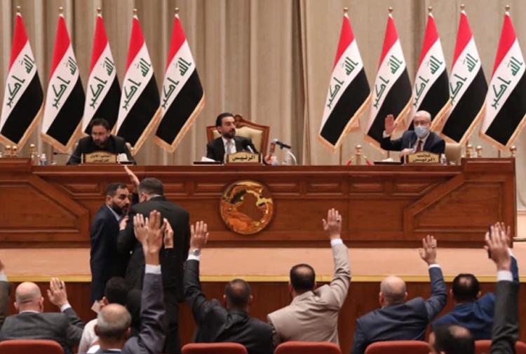 ''Parlamentoya Iraqê hefteya bê bo pişka Herêma Kurdistanê dicive''