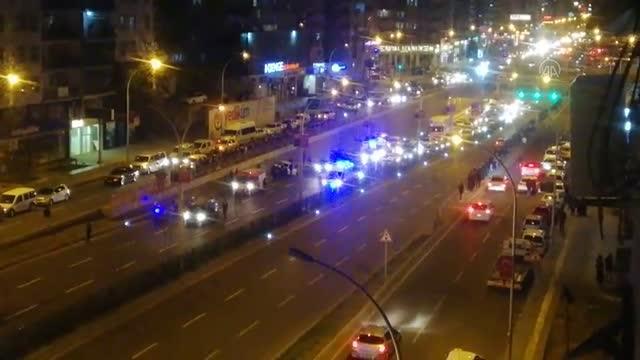 Li Diyarbekirê qeza çêbû: 6 birîndar hene