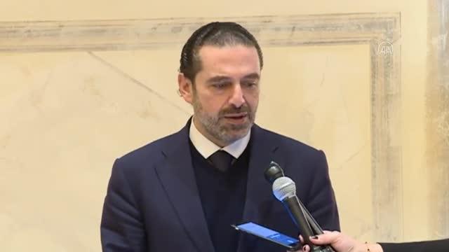 Harîrî: Piştî hukumeta nû bê avakirin Papa dixwaze seredana Lubnanê bike
