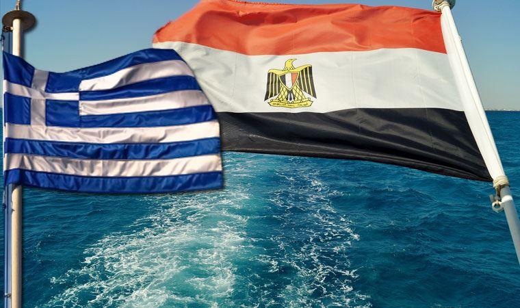 Yûnanistan bertekê nîşanî biryara Tirkiyê û Misrê da
