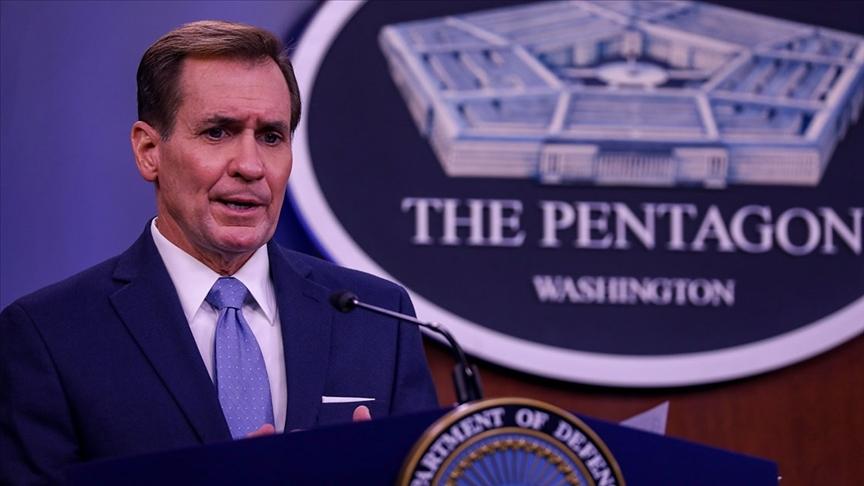 Pentagon: Moskova niyeta xwe ya rasteqîn li Ukrayna vedişêre