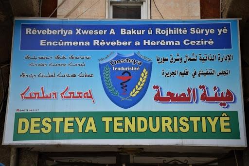 Li Rojava 245 kes bi Kovid-19 ê ketin