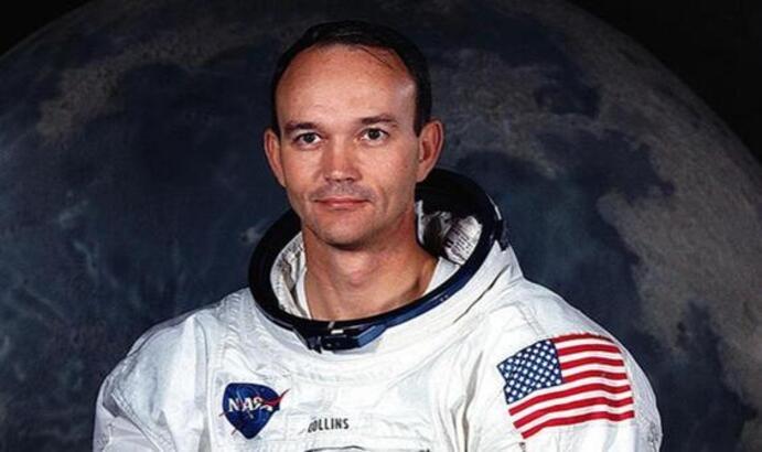 Pîlotê Apollo 11 an Michael Collins koça dawî kir