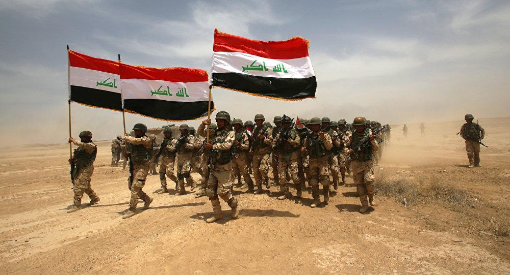 Hevpeymaniya Navnetewî nêzîkî du milyon dolar teqemenî da artêşa Iraqê