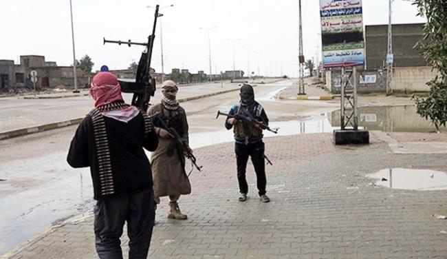 Li Daqûqê 3 terorîstên DAIŞê hatin girtin