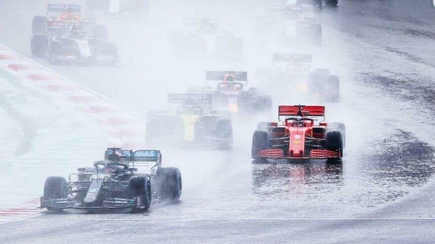 Rêveberiya Formula 1 Pêşbaziya GP ya ku îsal wê li Tirkiyeyê li dar biketa betal kir