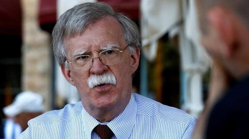 Bolton, hişyarî da Amerîkayê da hêzên xwe ji Iraqê venekşîne