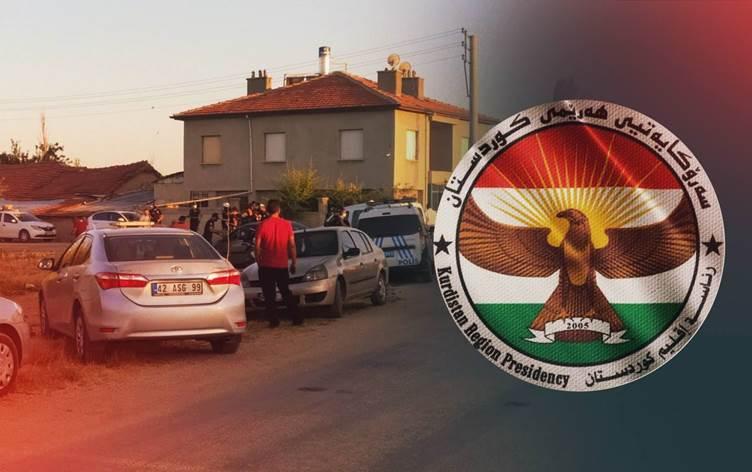 Serokatiya Herêma Kurdistanê li ser êrîşa ser malbata Kurd û şewata daristanan peyam da