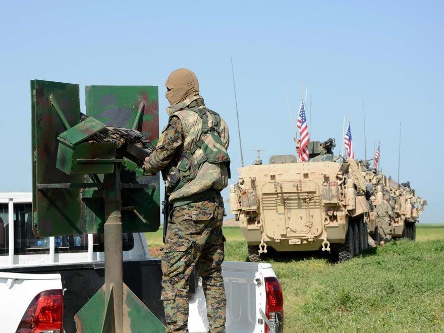 Pentagon gelek hêz û alavên xwe ji Rojhilata Navîn vedikşîne