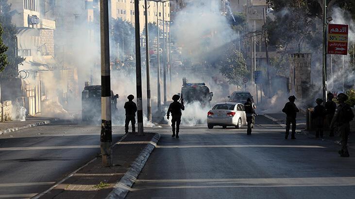 Fîlîstînî meşa Yahûdiyan protesto kirin lê 33 ji wan birîndar bûn