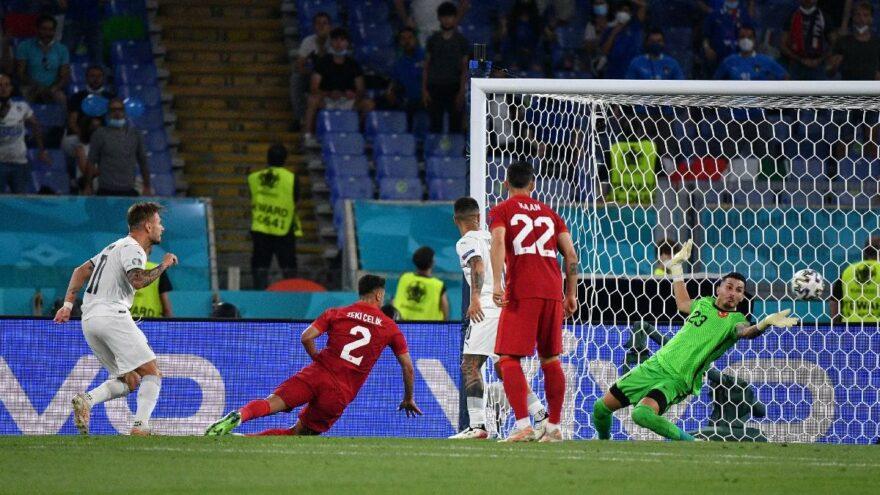 Îtalya li hember Tirkiyê 3-0 bi ser ket
