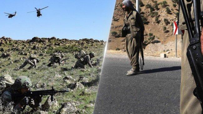 Artêşa Tirkiyê li dijî PKKê dest bi operasyoneke esmanî kir
