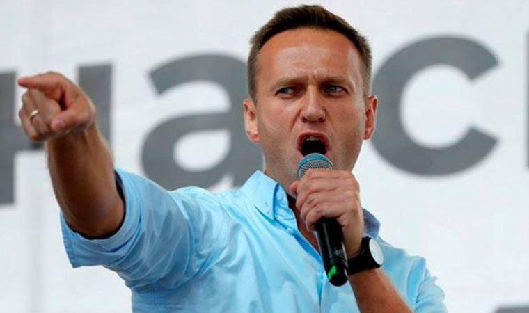Parlamentoya Ewropayê muxalifê Rûs Navalny hêjayî Xelata Sakharov dît