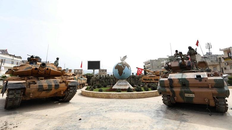 Efrîn | Desthilatên Tirkiyê 3 mamosteyên jin desteser kirin