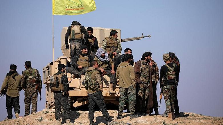 HSDê li Rojavayê Kurdistanê 9 endamên DAIŞê girt