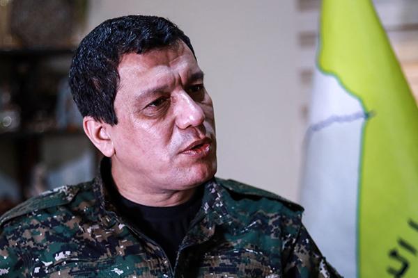 Bağdadi'yi Mazlum Kobani buldu