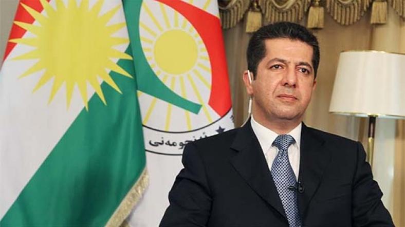 Barzani: Çözümler Anayasa çerçevesinde olmalı