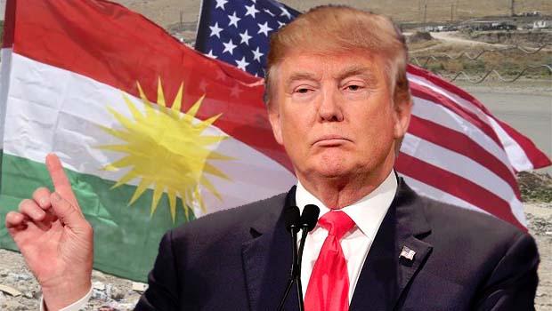 """""""Trump, Bağımsız Kürdistan'ı tanıyacak"""""""