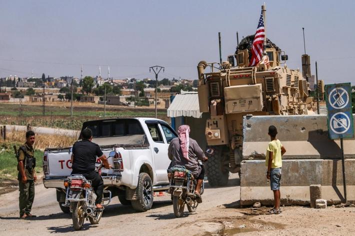 ABD'den askerlerimiz Irak'a çekilecek açıklaması