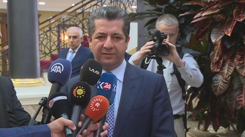 Başbakan Barzani'den ABD'ye ilişkin önemli açıklamalar