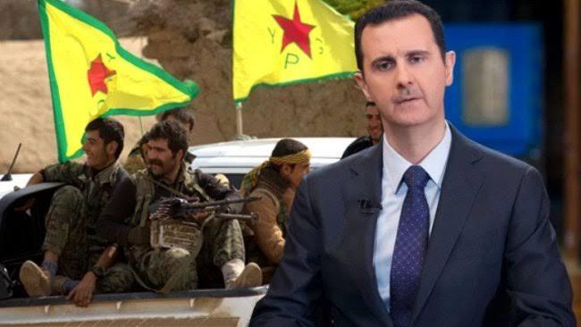 Beşar Esad Kürtlere seslendi: Öyle ya da böyle...