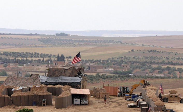 SOHR: ABD Rojava'da 3 askeri üs inşa etme hazırlığında